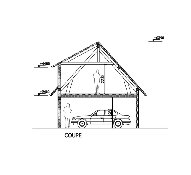 Construction d 39 un garage ii manhave s a r l for Budget pour construction garage