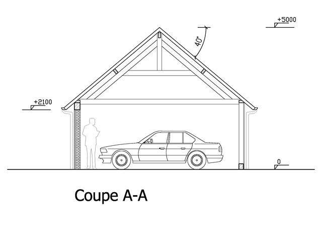Construction d 39 un garage iii manhave s a r l - Fabrication d un garage ...